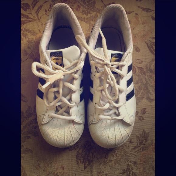Girls Adidas Superstar Sneakers | Poshmark